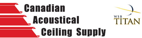 Canadian Acoustical Ceiling Supply